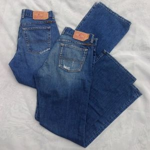 2 Lucky Brand Bootcut Jeans 8
